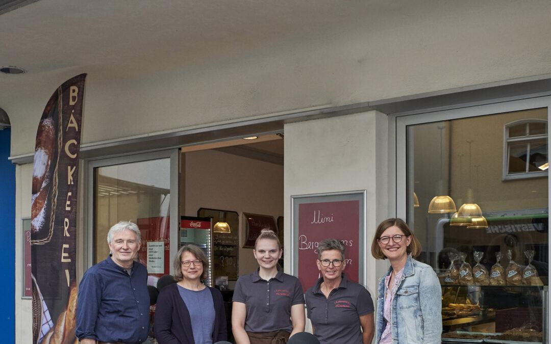 Erster Erfolg des Sofortprogramms: Ruhrpottbäckerei eröffnet